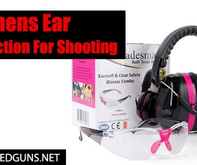 Womens Ear Protection For Shooting
