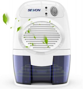 SEAVON Electric Upgraded Dehumidifier